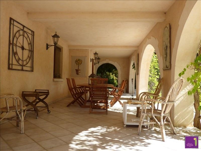 Immobile residenziali di prestigio casa Uzes 1275000€ - Fotografia 4