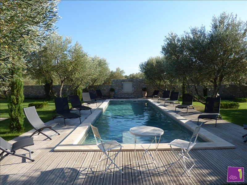 Vente de prestige maison / villa Uzes 1780000€ - Photo 2