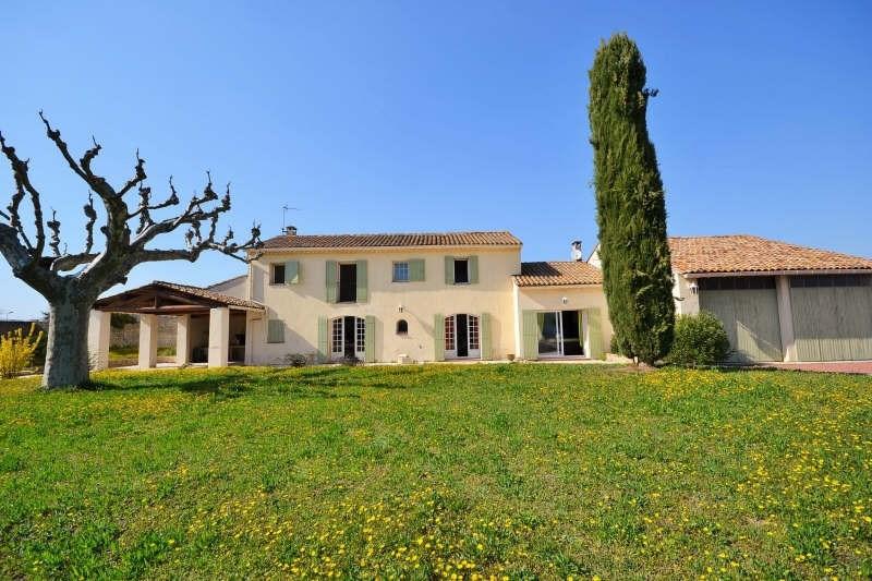 Venta  casa Cavaillon 369000€ - Fotografía 1