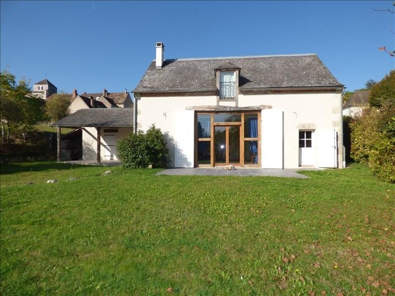Venta  casa Besson 180000€ - Fotografía 1