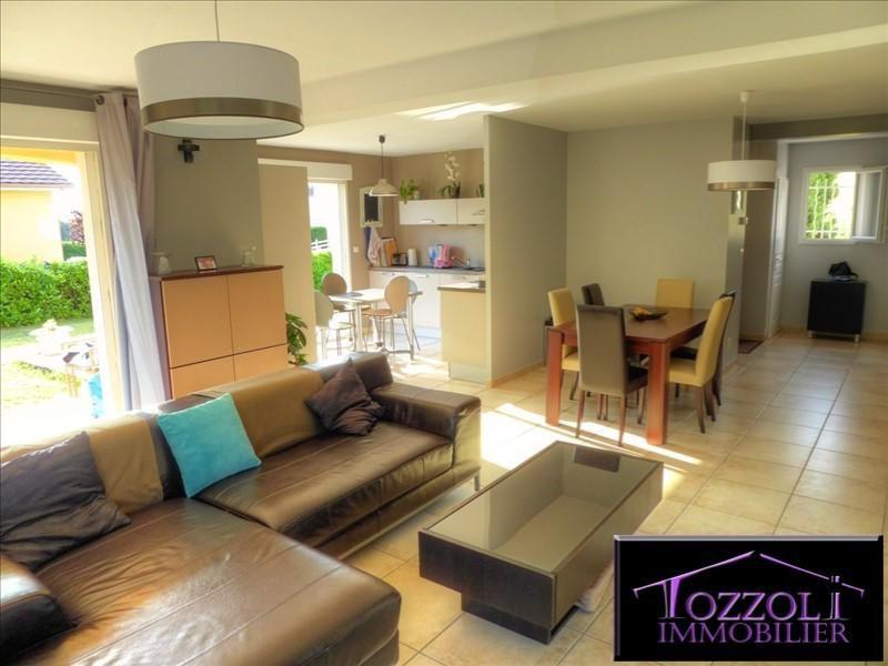 Sale house / villa Villefontaine 334000€ - Picture 2