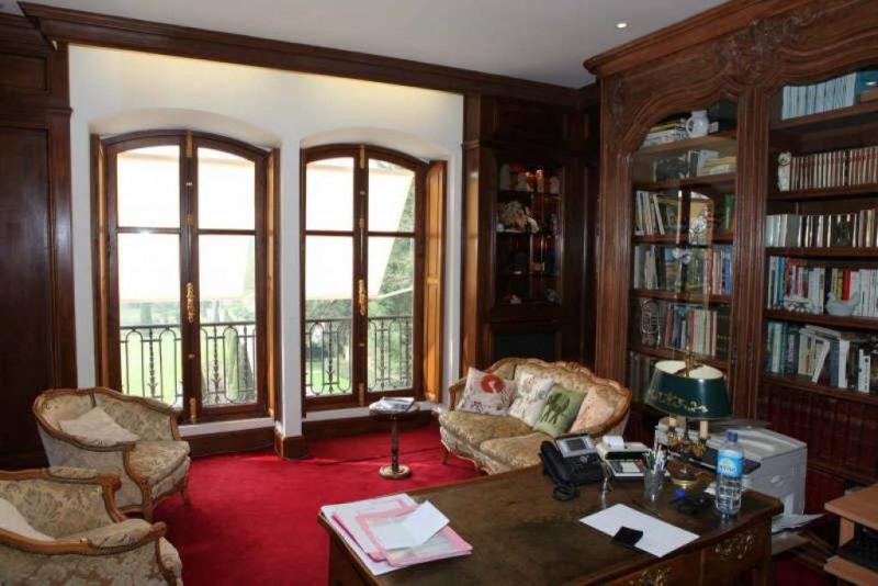 Revenda residencial de prestígio castelo Les bréviaires 7500000€ - Fotografia 8