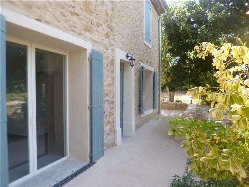Location maison / villa Mazan 940€ CC - Photo 1