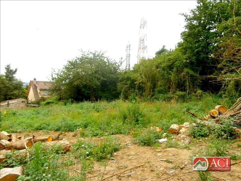 Vente terrain Montmagny 175 000€ - Photo 1