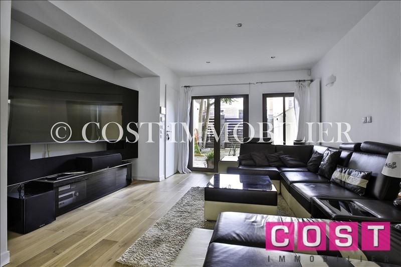 Venta  casa Asnieres sur seine 865000€ - Fotografía 4
