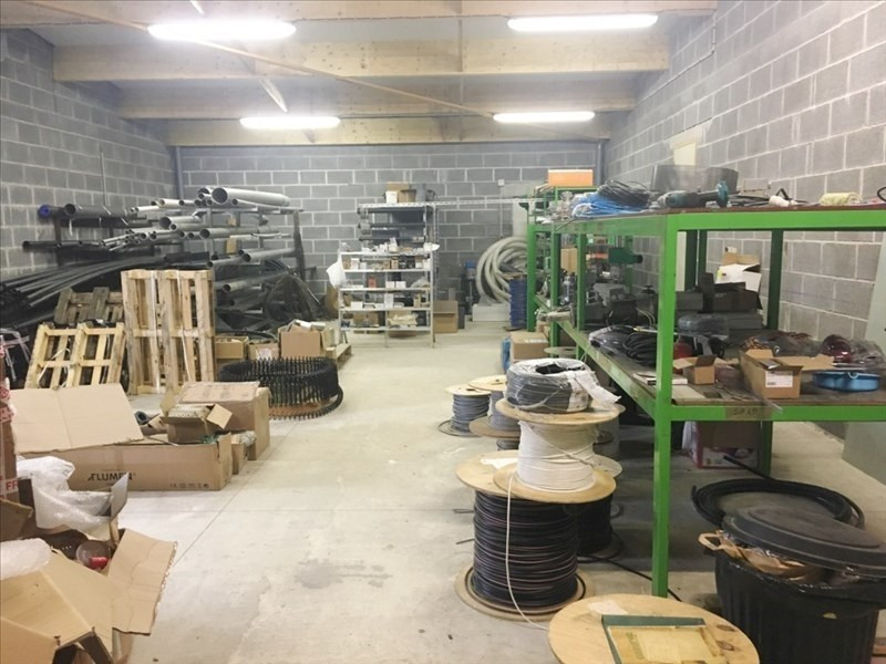 Vente local commercial Fougeres 230560€ - Photo 9