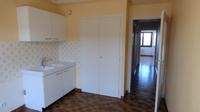 Rental apartment Ville la grand 610€ CC - Picture 3