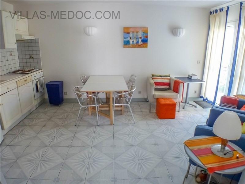 Sale apartment Vendays montalivet 98500€ - Picture 1