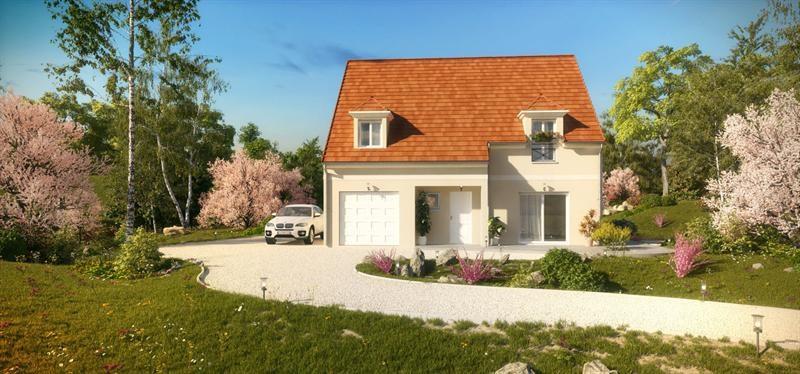 Maison  6 pièces + Terrain 500 m² Machemont par MAISONS PIERRE