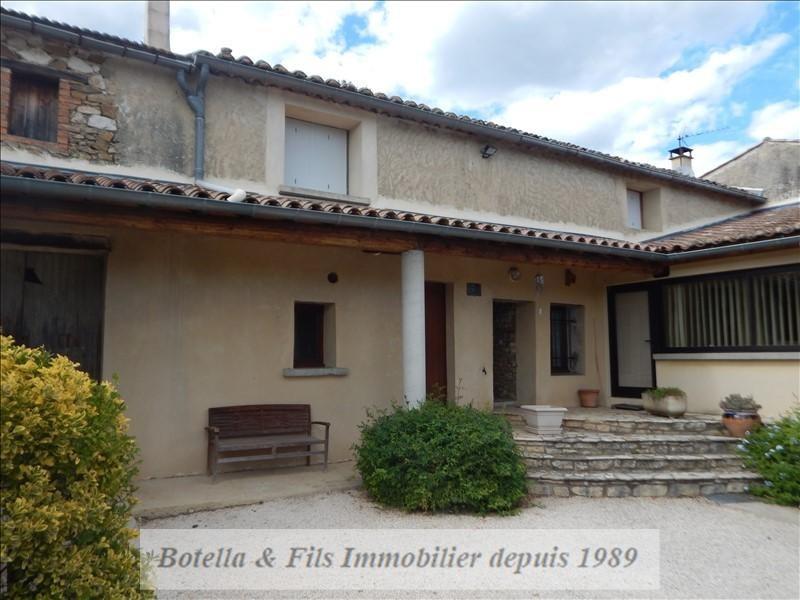 Vendita casa Goudargues 421500€ - Fotografia 4