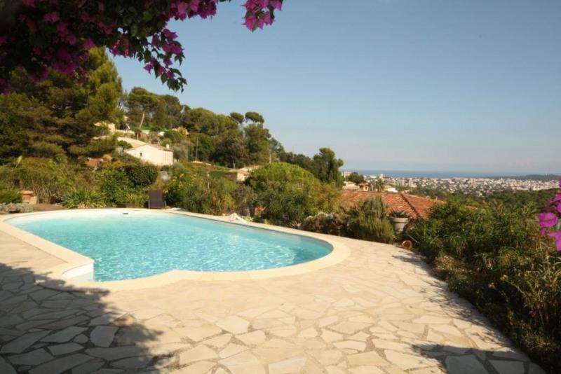 Vente de prestige maison / villa Le golfe juan 1150000€ - Photo 2