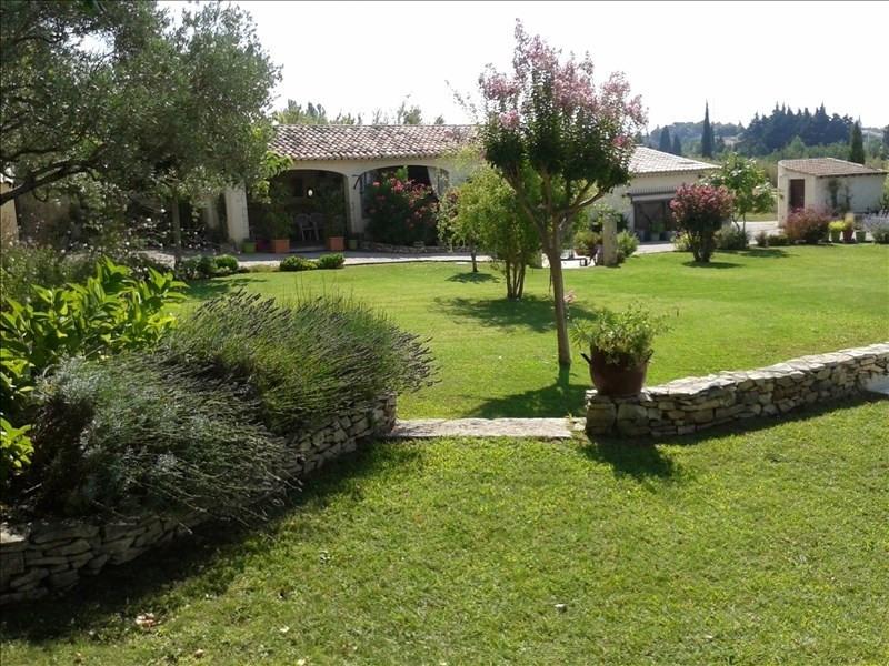Vendita casa Carpentras 499000€ - Fotografia 4