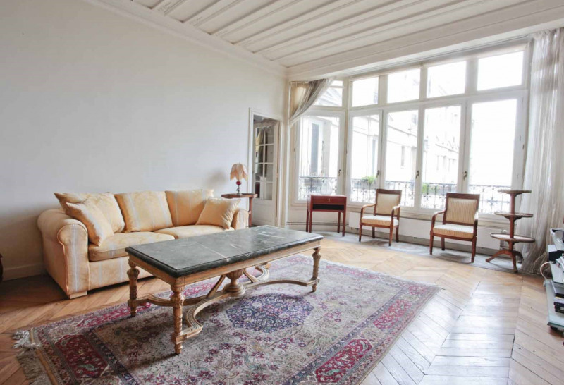 Deluxe sale apartment Paris 5ème 3400000€ - Picture 1
