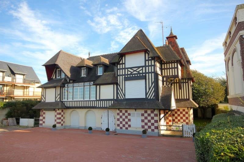 Vente de prestige appartement Villers sur mer 395 000€ - Photo 1