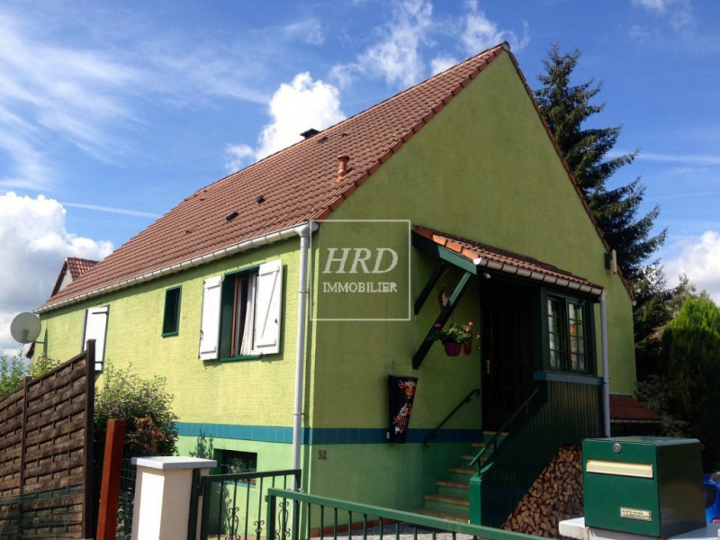 Verkoop  huis Marlenheim 254400€ - Foto 1