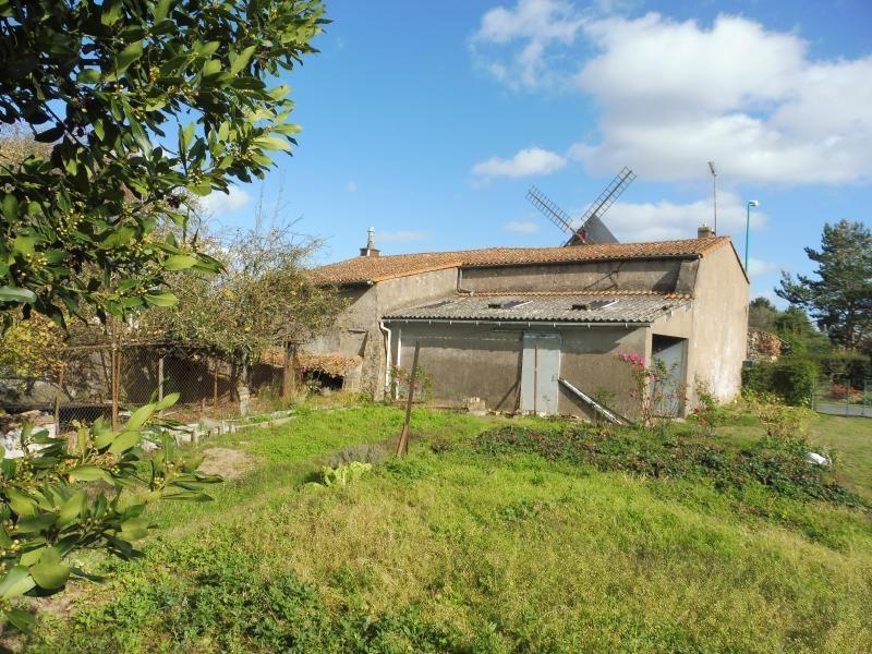 Vente maison / villa St georges des gardes 60000€ - Photo 4