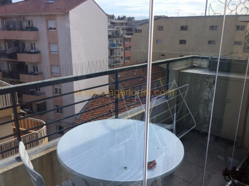 Life annuity apartment Nice 79 500€ - Picture 4