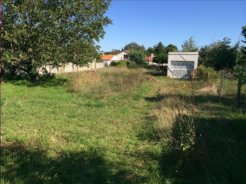 Sale house / villa St vincent sur jard 186300€ - Picture 6