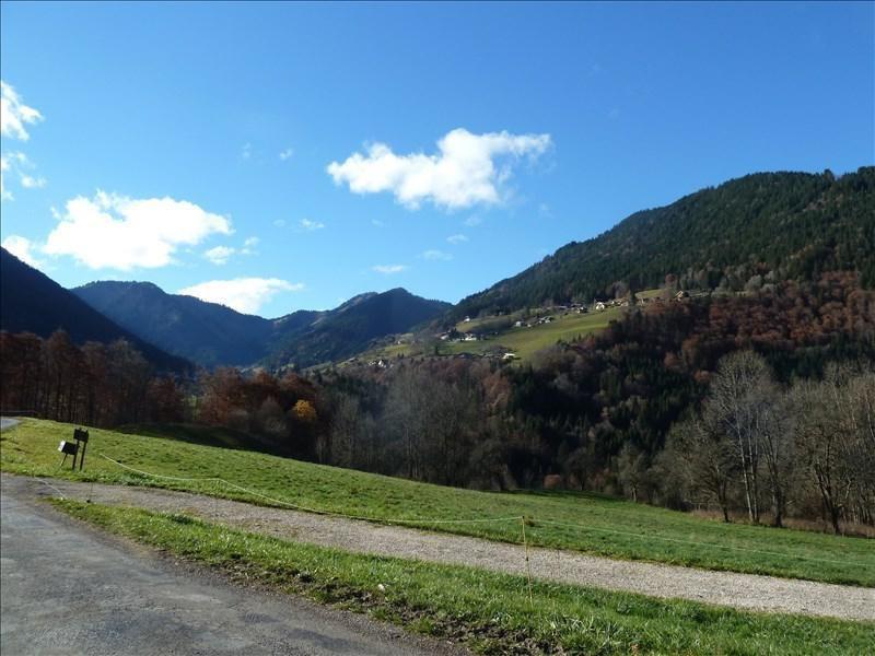 Vendita terreno Le biot 120000€ - Fotografia 3
