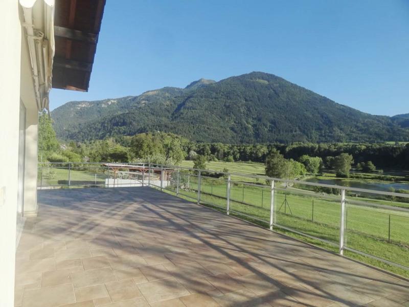 Sale house / villa Ville-en-sallaz 448000€ - Picture 2