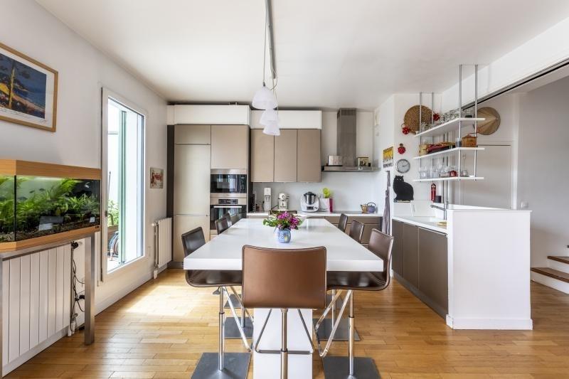 Deluxe sale apartment Boulogne billancourt 1165000€ - Picture 8