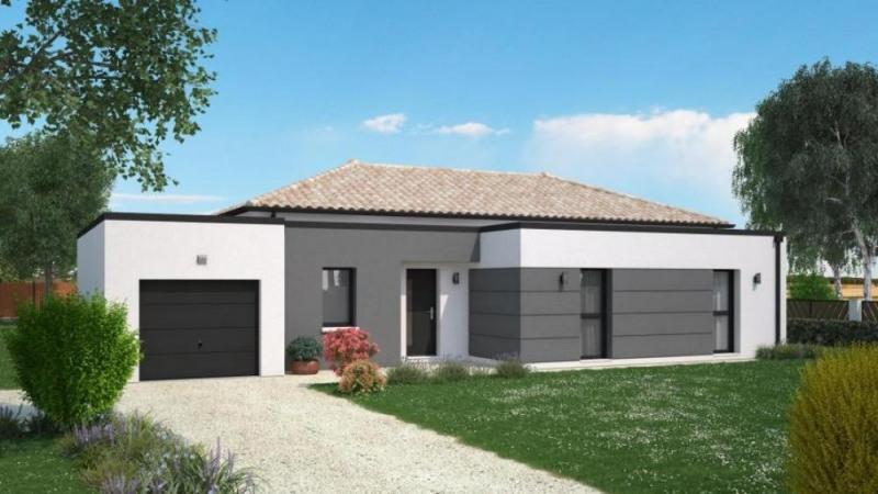 Maison  4 pièces + Terrain 420 m² Migné-Auxances par Maisons Ericlor