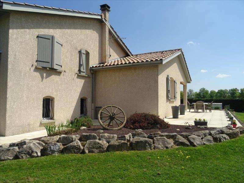 Vente maison / villa Chatillon sur chalaronne 346000€ - Photo 4