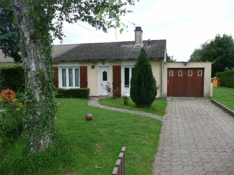 Rental house / villa Henrichemont 613€ CC - Picture 1