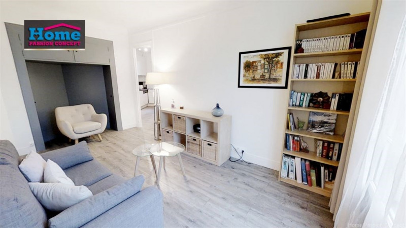 Vente appartement Suresnes 270 000€ - Photo 1