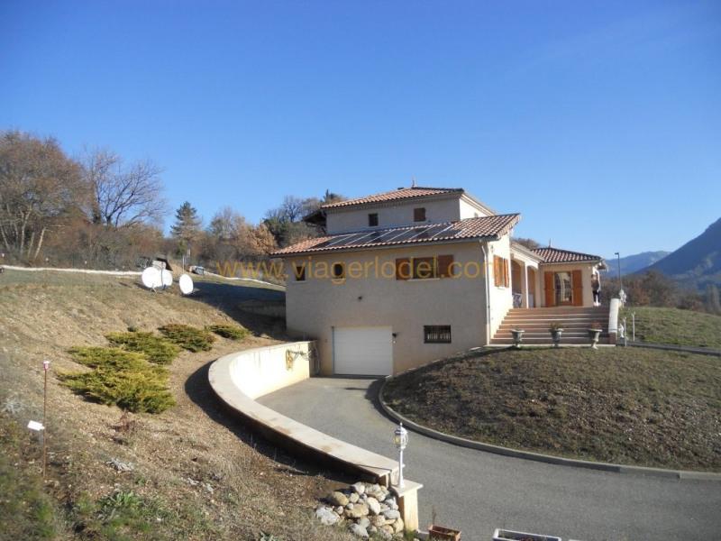 Lijfrente  huis La batie montsaleon 140000€ - Foto 1