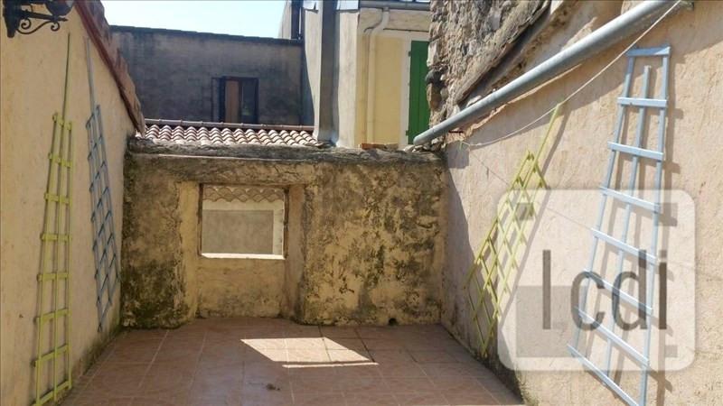Vente maison / villa Le teil 90000€ - Photo 1