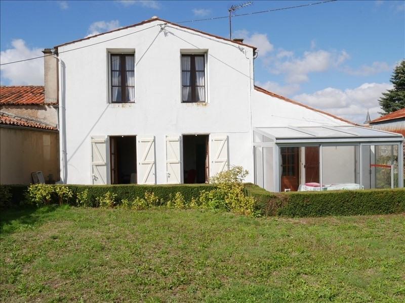 Sale house / villa Cire d aunis 142000€ - Picture 5