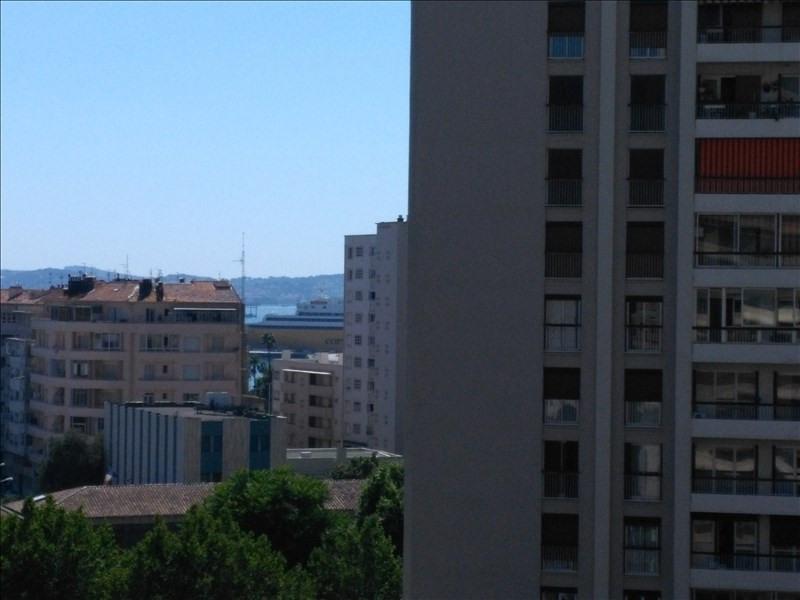 Vente appartement Toulon 212 000€ - Photo 1