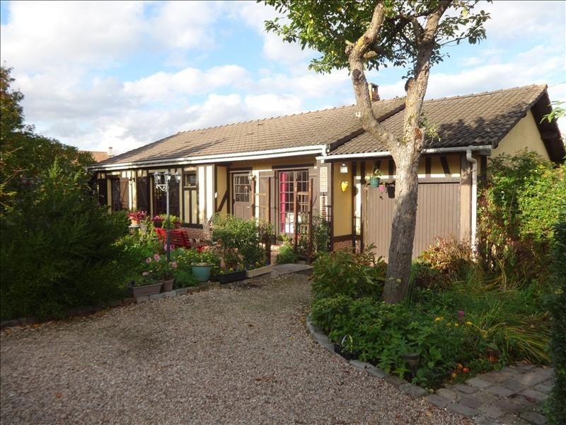 Sale house / villa Gaillon 221500€ - Picture 1