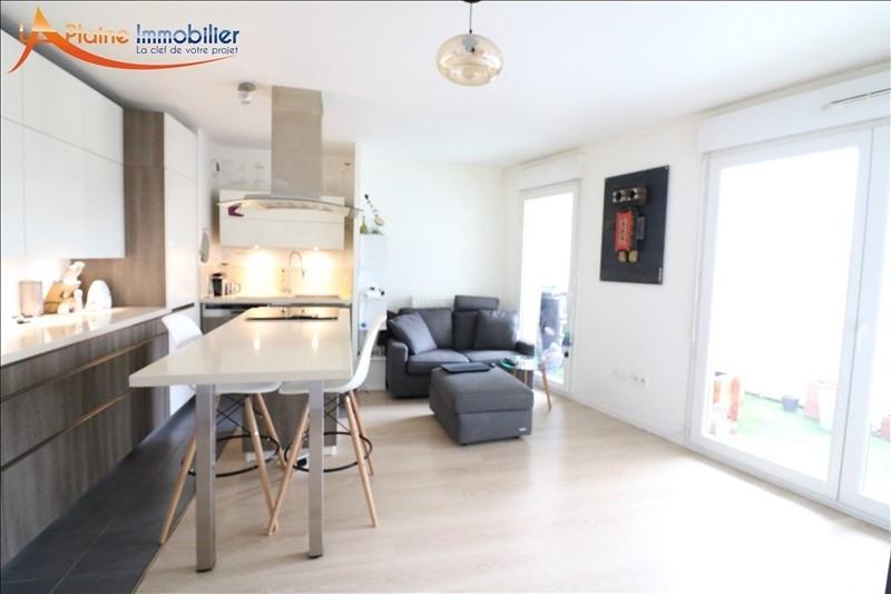 Sale apartment La plaine saint-denis 284000€ - Picture 1