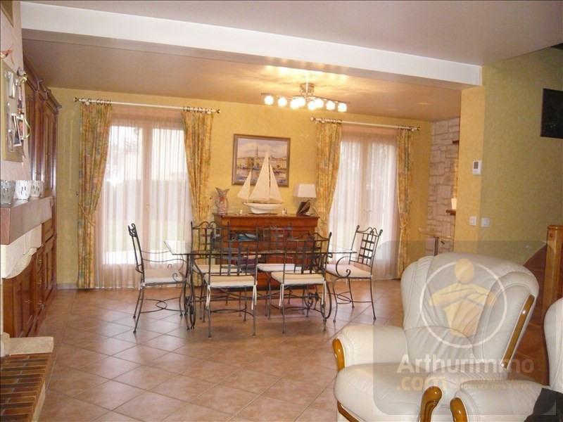 Sale house / villa Chelles 397000€ - Picture 2