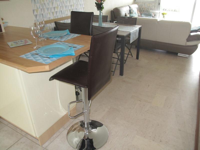 Vacation rental apartment Saint georges de didonne 645€ - Picture 5