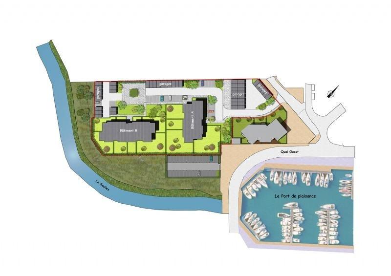 Vente appartement Courseulles sur mer 115000€ - Photo 2