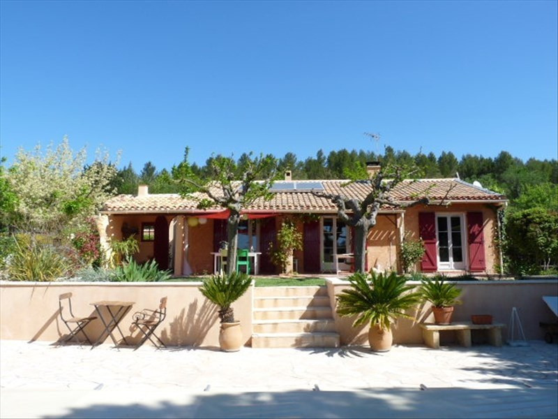 Deluxe sale house / villa Chateauneuf le rouge 582 000€ - Picture 1