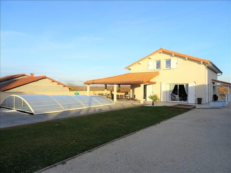 Vente maison / villa Heyrieux 415000€ - Photo 3