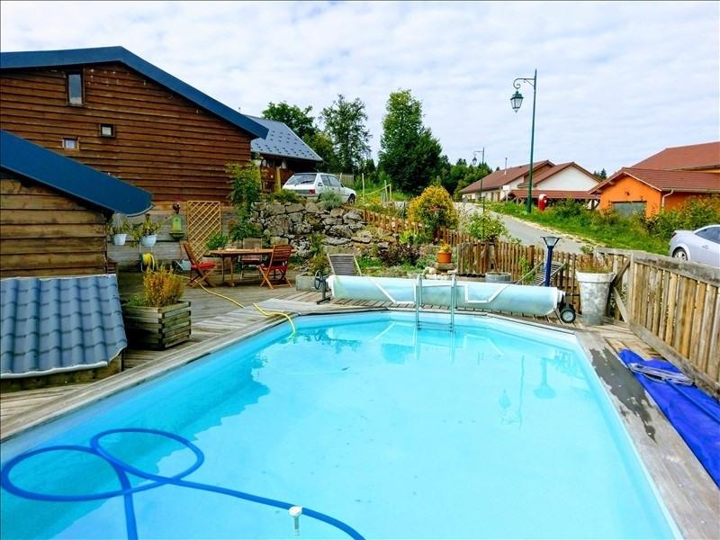 Sale apartment Le poizat 142000€ - Picture 5