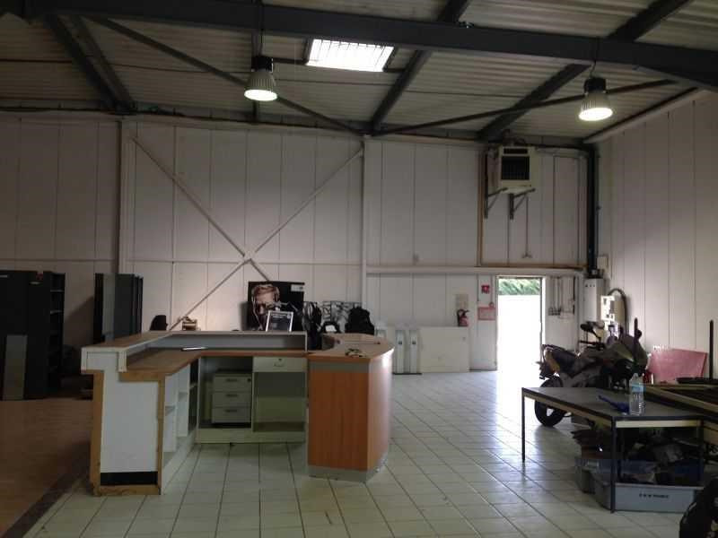 Location Local d'activités / Entrepôt Aucamville 0