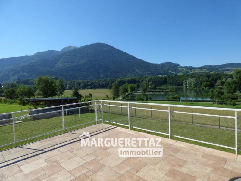 Sale house / villa Ville-en-sallaz 448000€ - Picture 4