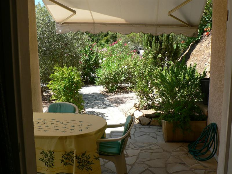 Vacation rental apartment Les issambres 840€ - Picture 3