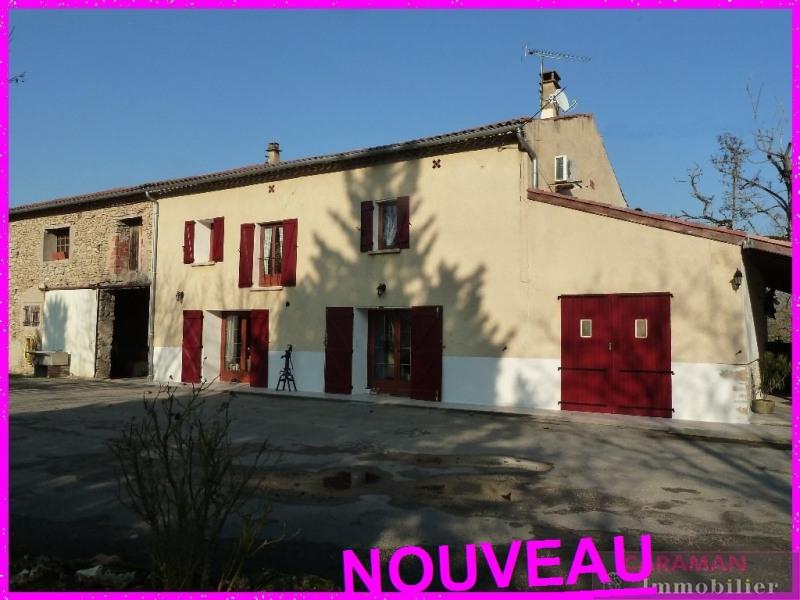 Vente maison / villa Caraman  secteur 339000€ - Photo 1