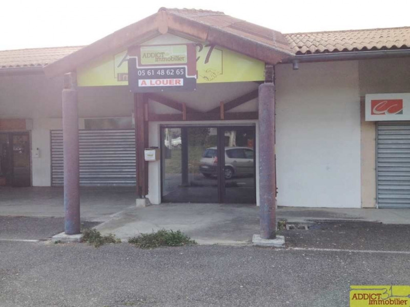 Location local commercial Garidech 587€ CC - Photo 1