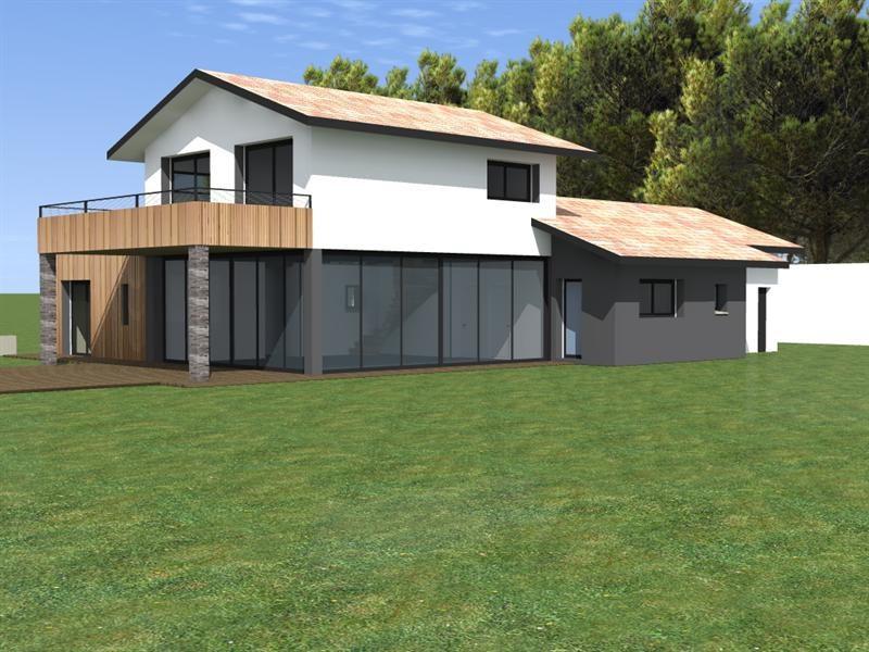 Maison  4 pièces + Terrain 1365 m² Messanges (40660) par LB CREATION