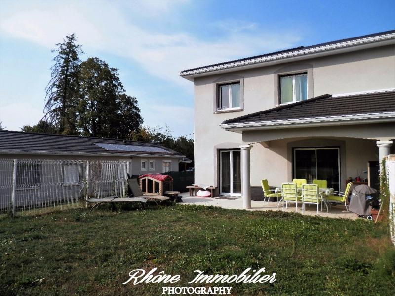 Vente maison / villa Jonage 289000€ - Photo 2