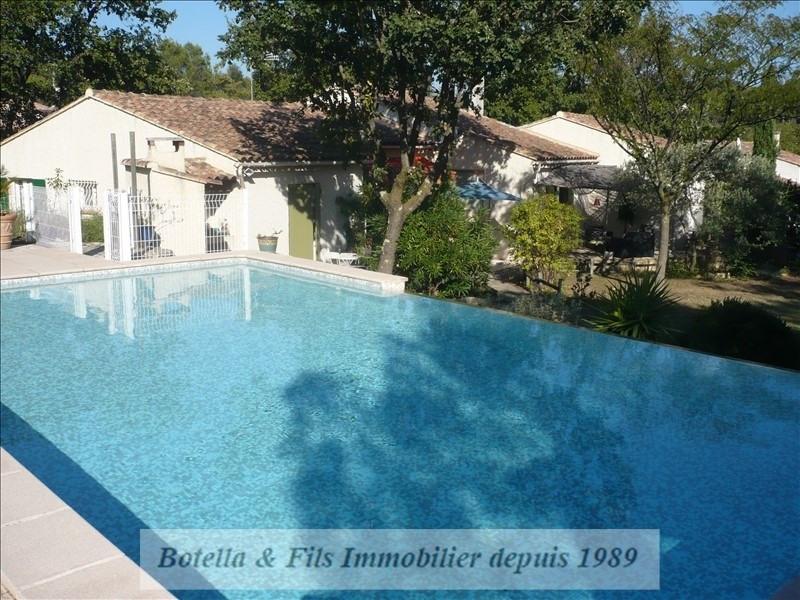 Sale house / villa Goudargues 419000€ - Picture 13