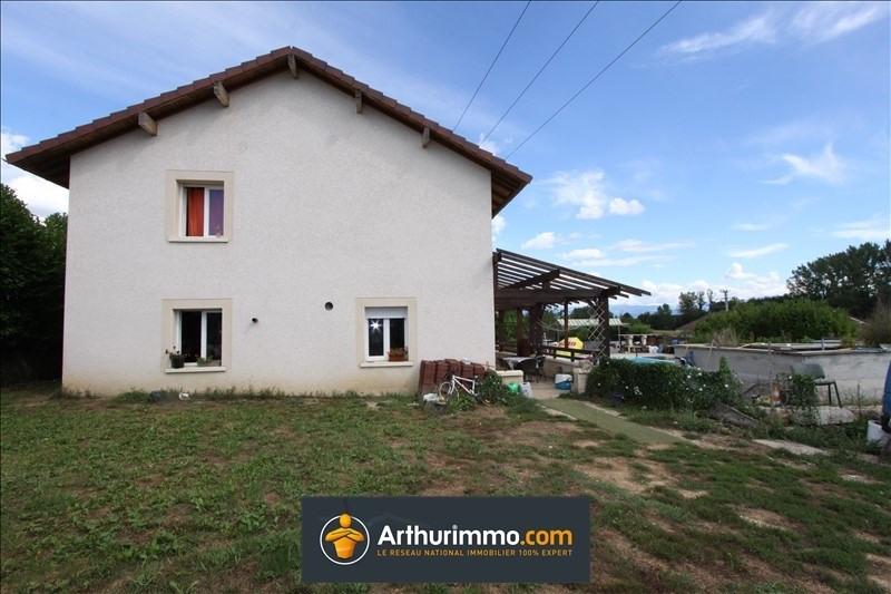 Vente maison / villa Les avenieres 249000€ - Photo 8